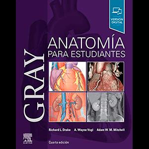 Gray. Anatomía para estudiantes 4ª edición.