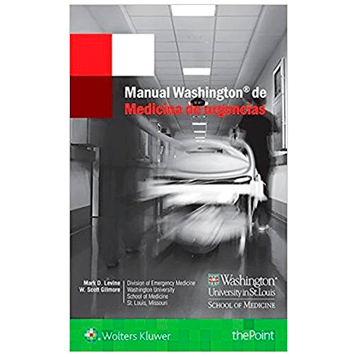Manual Washington de medicina de urgencias 1ª edición