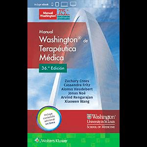 Manual Washington de Terapéutica Médica 36ª edición