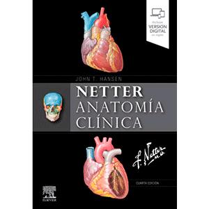 Netter. Anatomía Clínica 4ª edición.