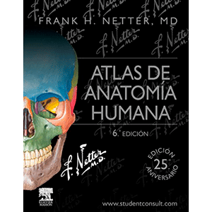 Netter. Atlas de Anatomía Humana.